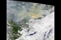 Eastern Russia Burning