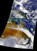 New Guinea and Australia - selected image