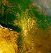 Deforestation and Settlement in Bolivia - selected image