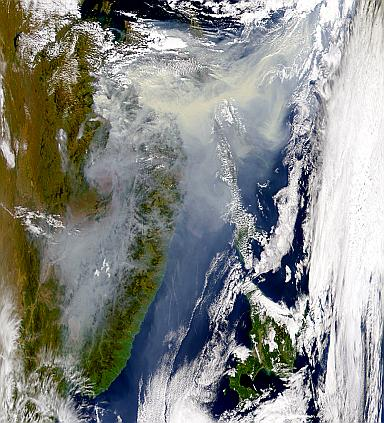 Smoke from Russian Fires - related image preview