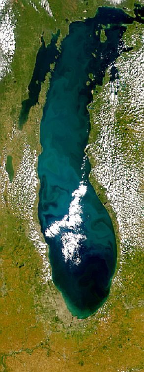 Lake Michigan Bloom - related image preview