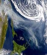 Swirling Smoke from Sakhalin - selected image