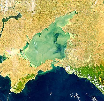 Turbid Sea of Azov - related image preview