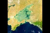 Turbid Sea of Azov