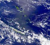 New Caledonia and Vanuatu - selected image