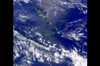New Caledonia and Vanuatu