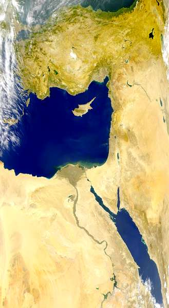Eastern Mediterranean - related image preview