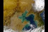 Beijing and Bohai Sea