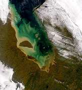 Thick and Turbid James Bay - selected image