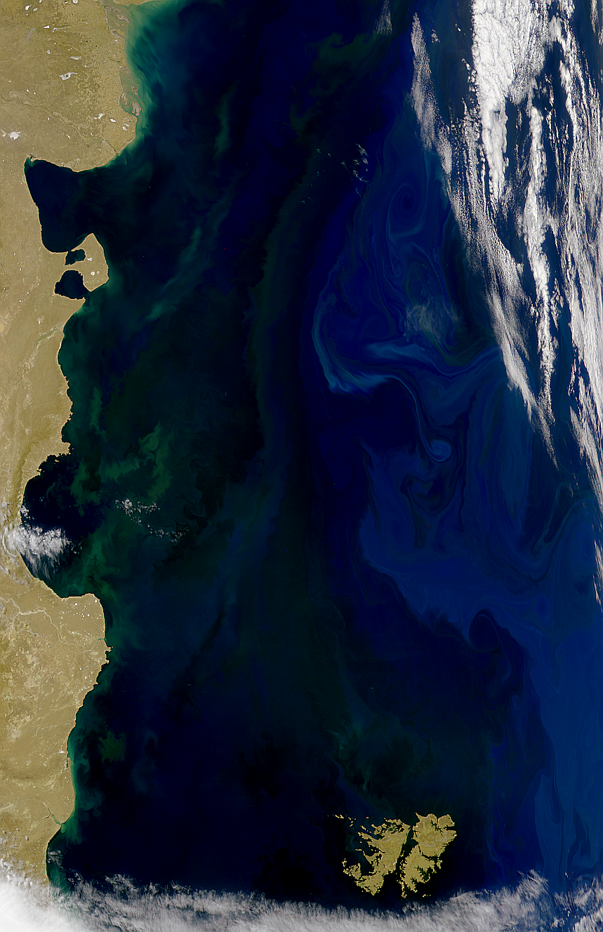 Low Radiance Waters Off Argentina - related image preview