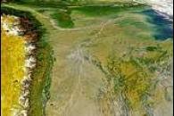 Ganges and Brahmaputra River Valleys