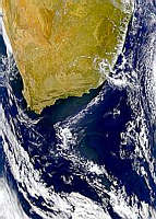 Agulhas Retroflexion - selected image