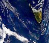 Swirling Blooms Around Tasmania - selected image