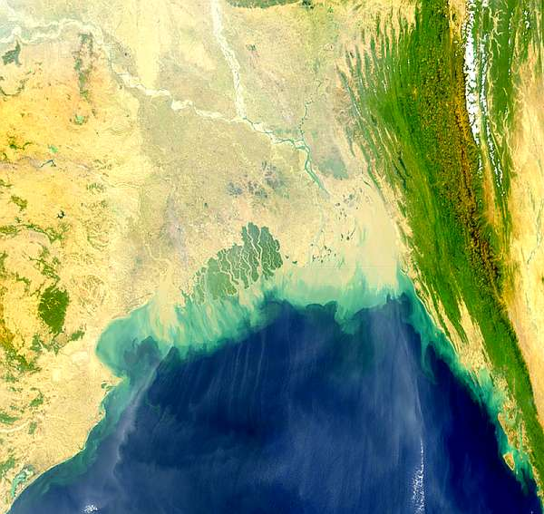 Mouth of the Ganges - related image preview