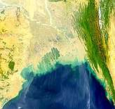 Mouth of the Ganges - selected image