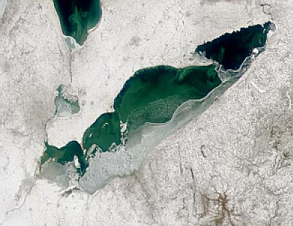 Frozen Lake Erie - related image preview