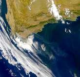 Smoke Plumes from South Africa - selected image