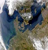 Thick Haze Over Northern Europe - selected image