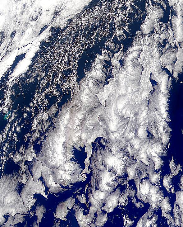 North Atlantic Clouds - related image preview