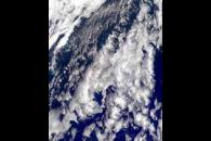 North Atlantic Clouds