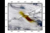 Shishaldin Eruption Plume
