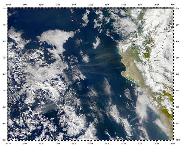 South America Dust? - related image preview