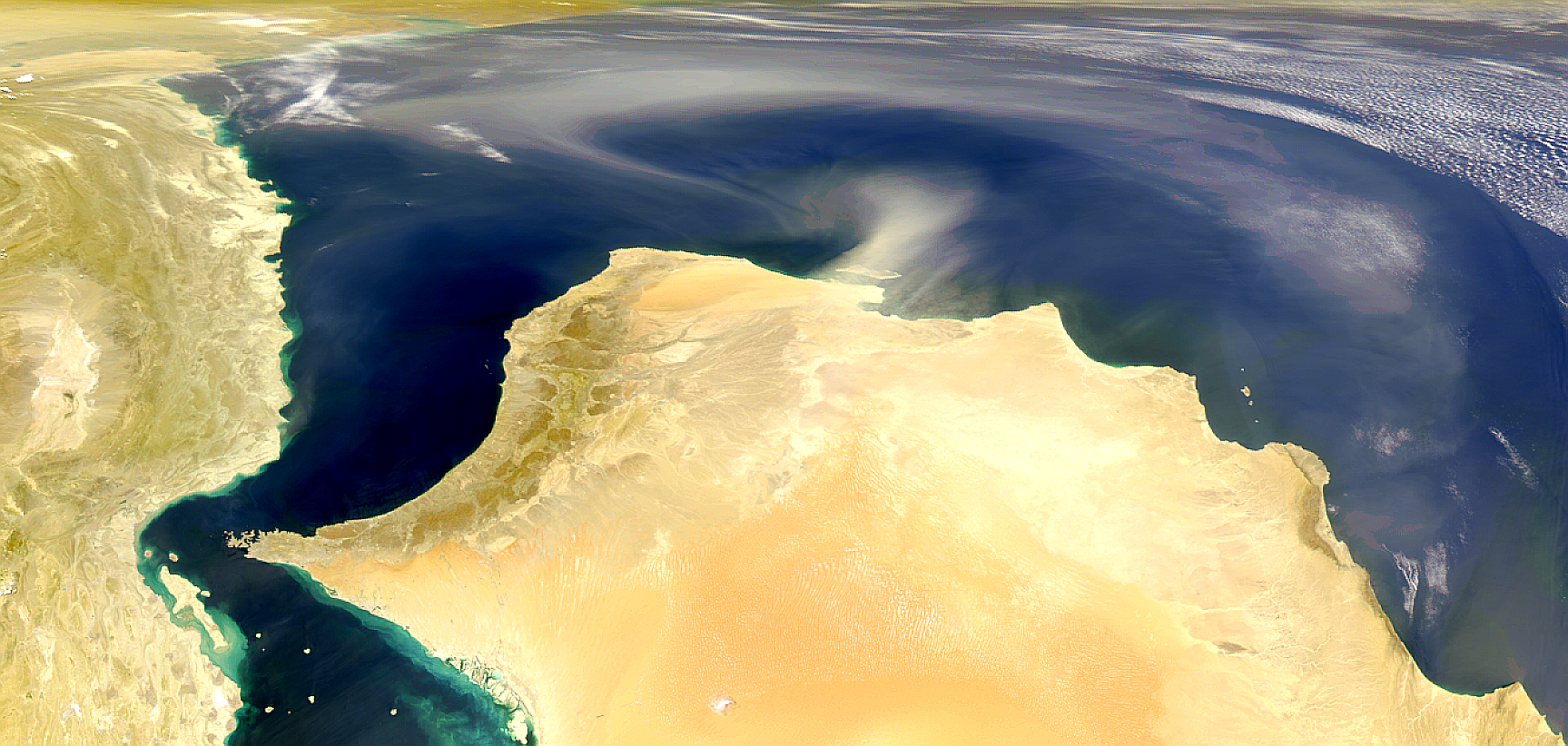 Oman Dust Storm - related image preview