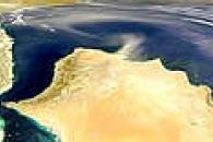 Oman Dust Storm