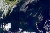 Sable Island Cloud Wake