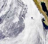 Cloud Patterns Off Baja - selected image