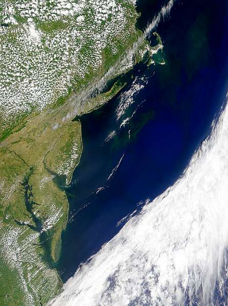Water Clarity on U.S. East Coast - related image preview