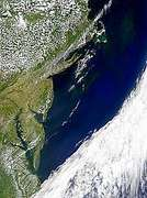 Water Clarity on U.S. East Coast - selected image