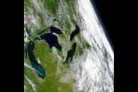 Water Clarity of Great Lakes