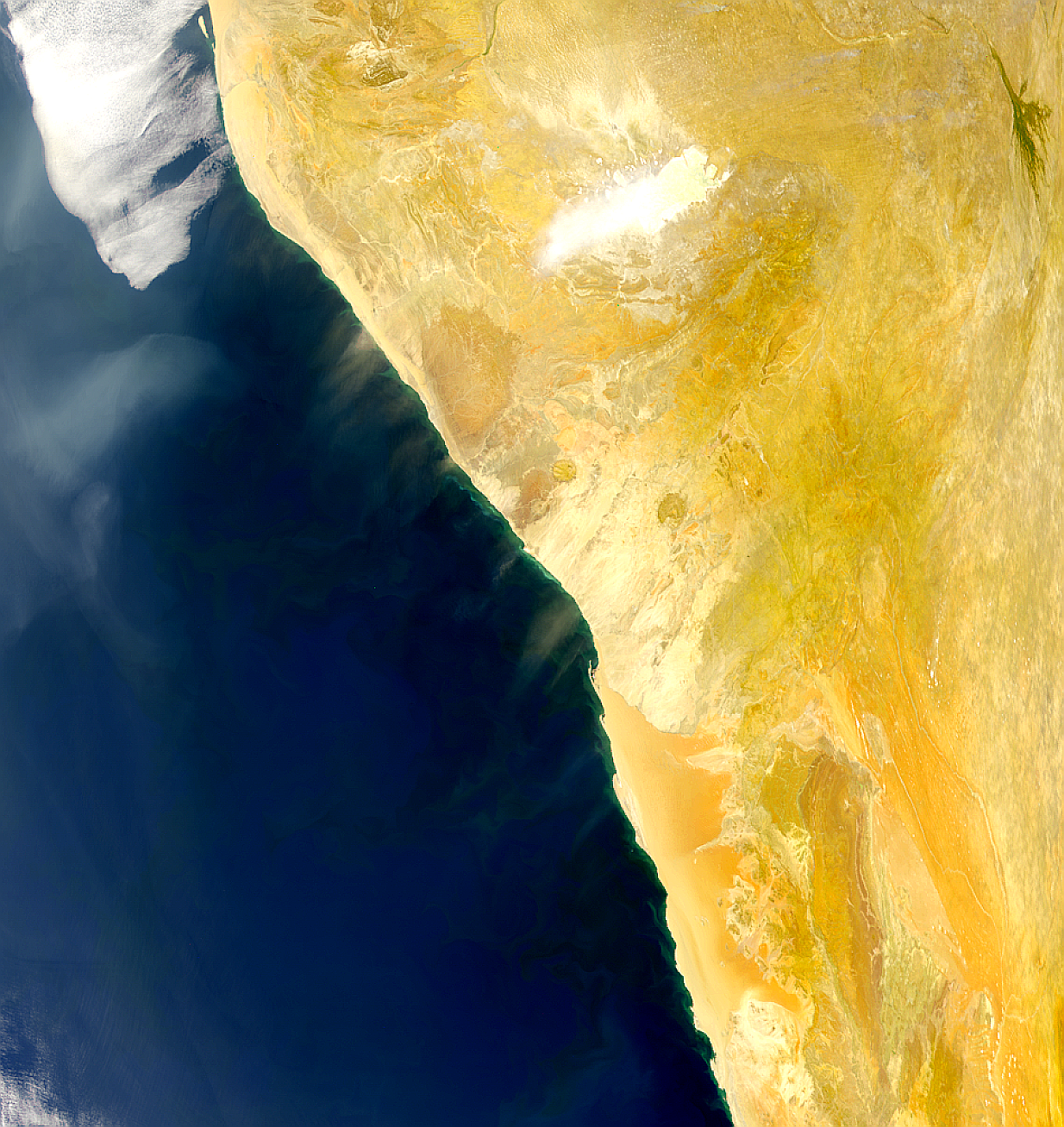 Namibian Dust Storm - related image preview