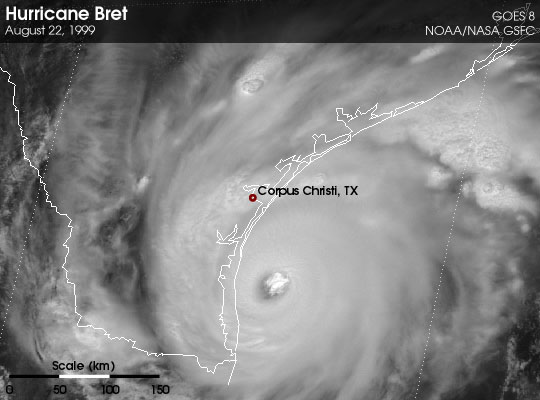 Hurricane Bret - related image preview