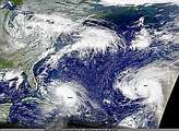 North Atlantic Storms - selected image