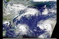 North Atlantic Storms