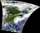 Hurricane Dennis - selected image