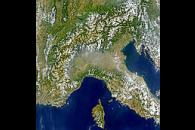 Northern Italy and the Alps