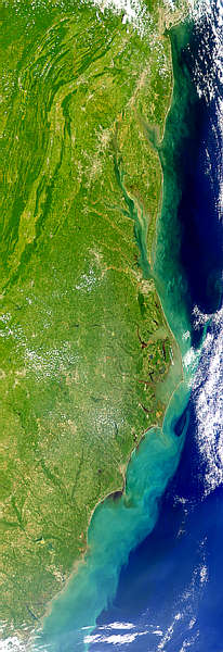 Floyd Floods Reaching Ocean - related image preview