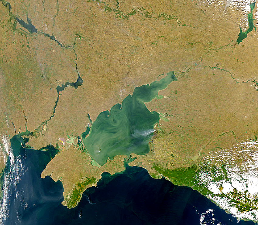 Sea of Azov Smoke - related image preview