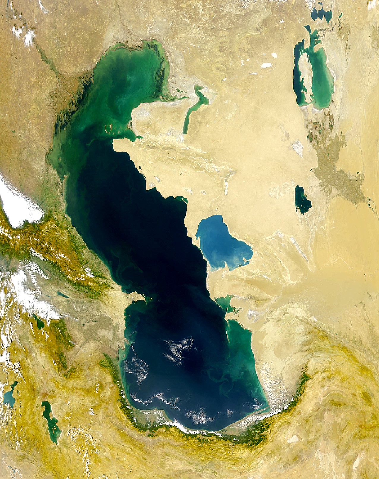 Caspian Sea - related image preview