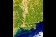Plumes Over the U.S. Gulf Coast