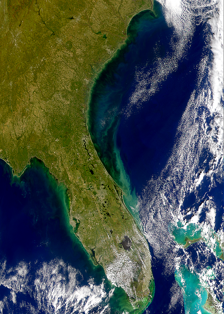 Cape Canaveral Plume - related image preview