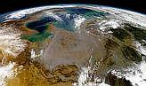 Eastern China Haze - selected image