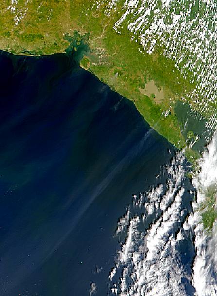 Nicaraguan Smoke Plumes - related image preview