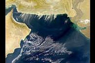 Arabian Sea Dust Storm