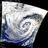 North Atlantic Low Pressure System - selected image
