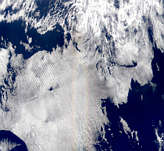 Rainbow Over the Equatorial Pacific - selected image