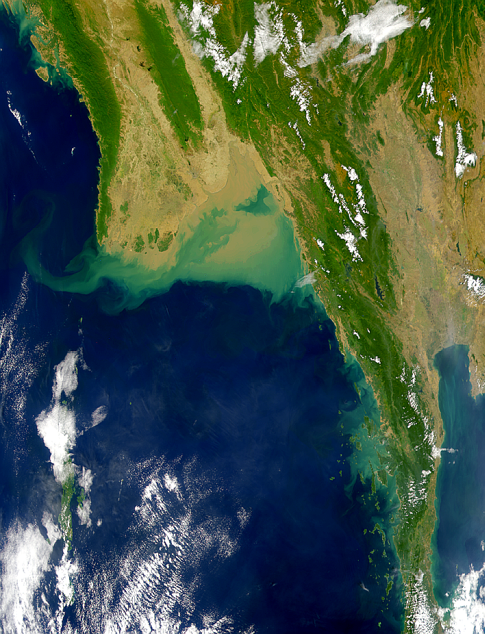 Northern Andaman Sea - related image preview